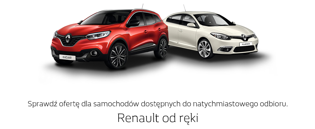 Renault od ręki
